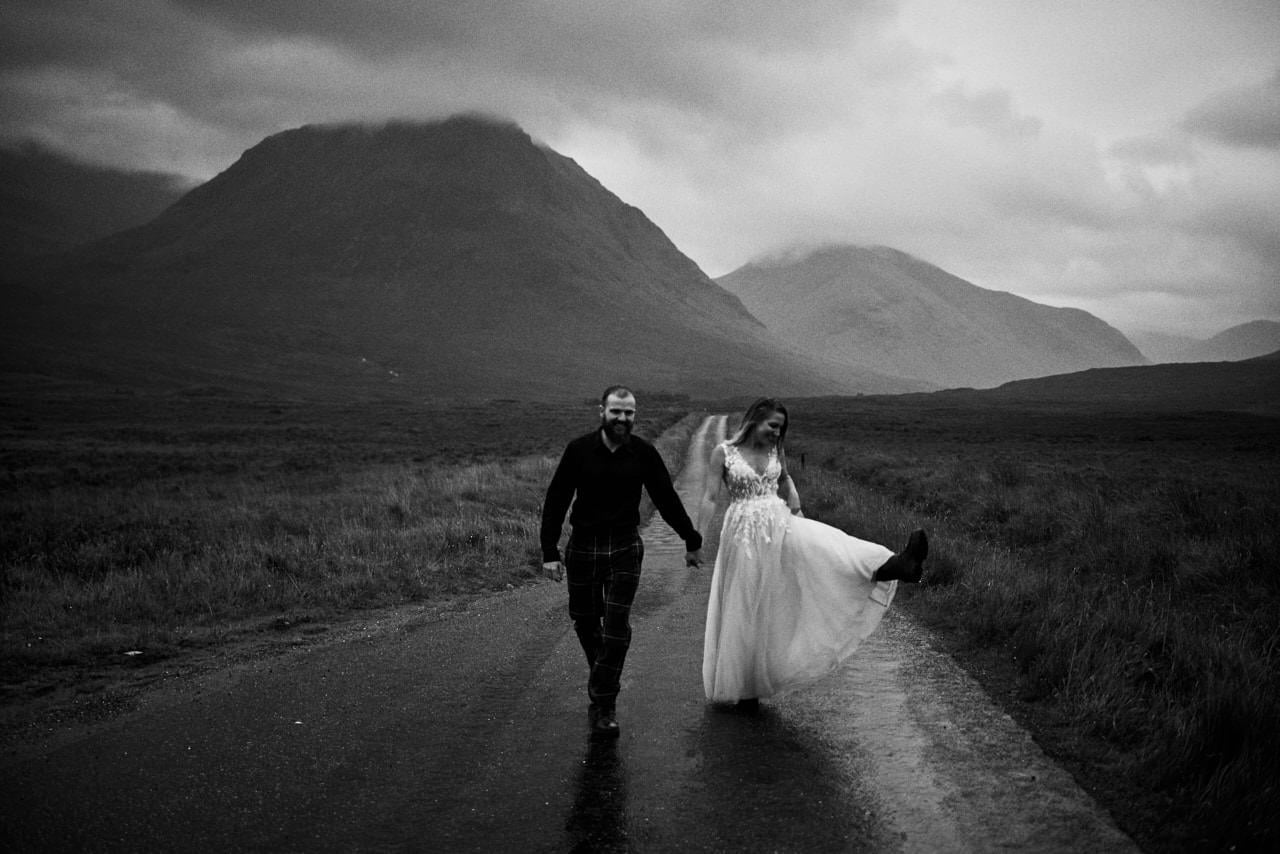 Elopement Scotland Glencoe