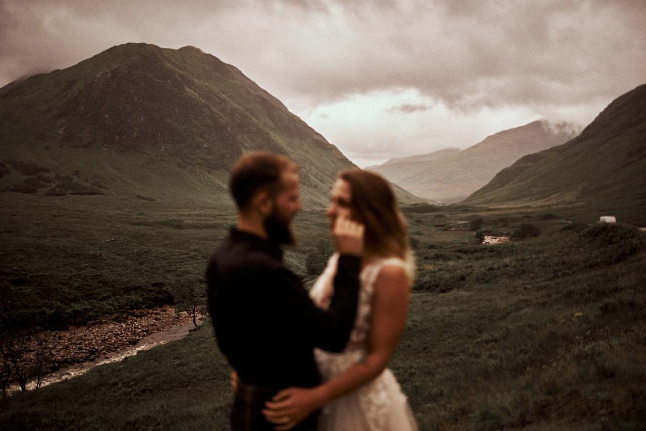 Elopement Scotland Glencoe