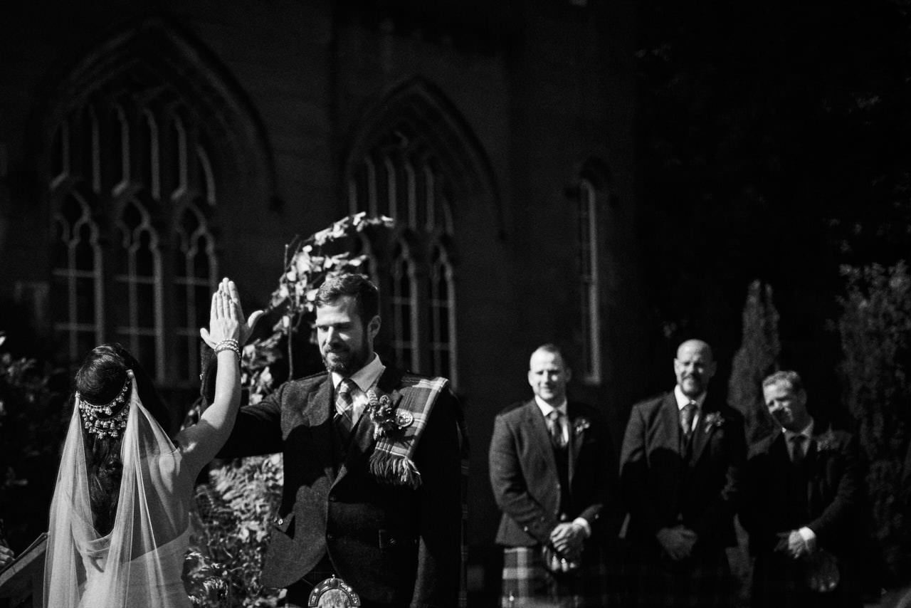 wedding scotland drumtochty castle 055