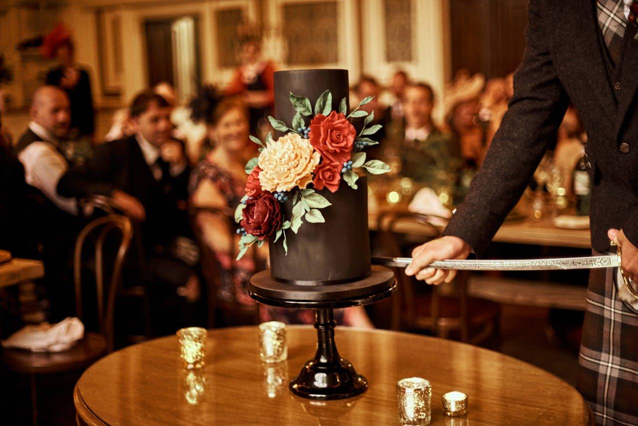 wedding scotland drumtochty castle 071