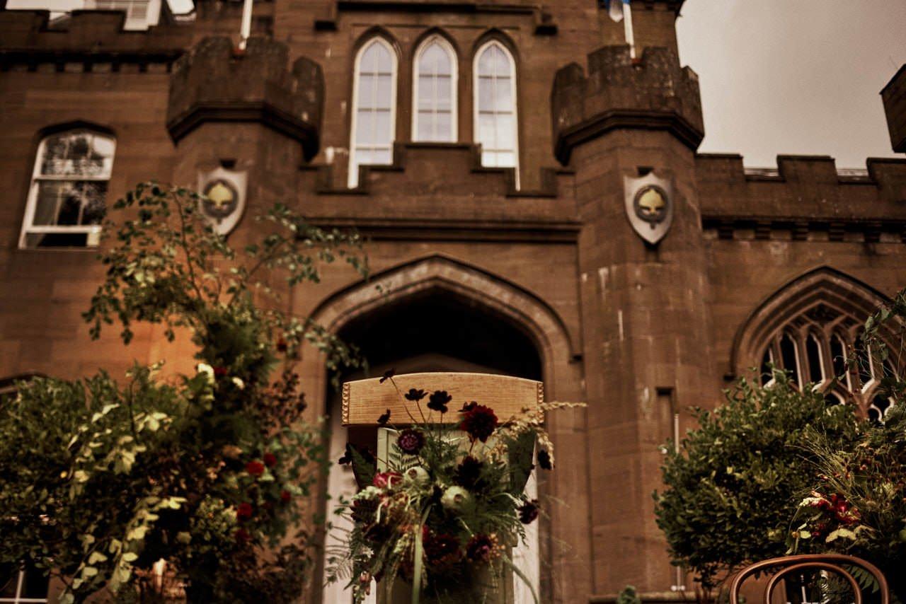 wedding scotland drumtochty castle 115