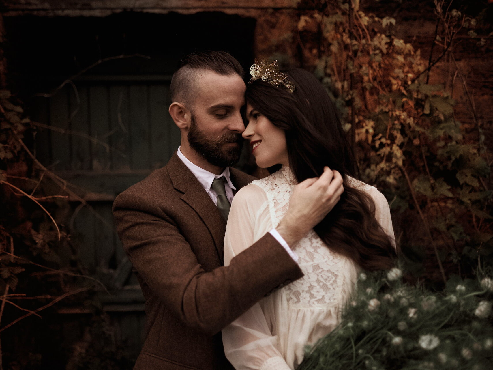 Elopement Photography Edinburgh