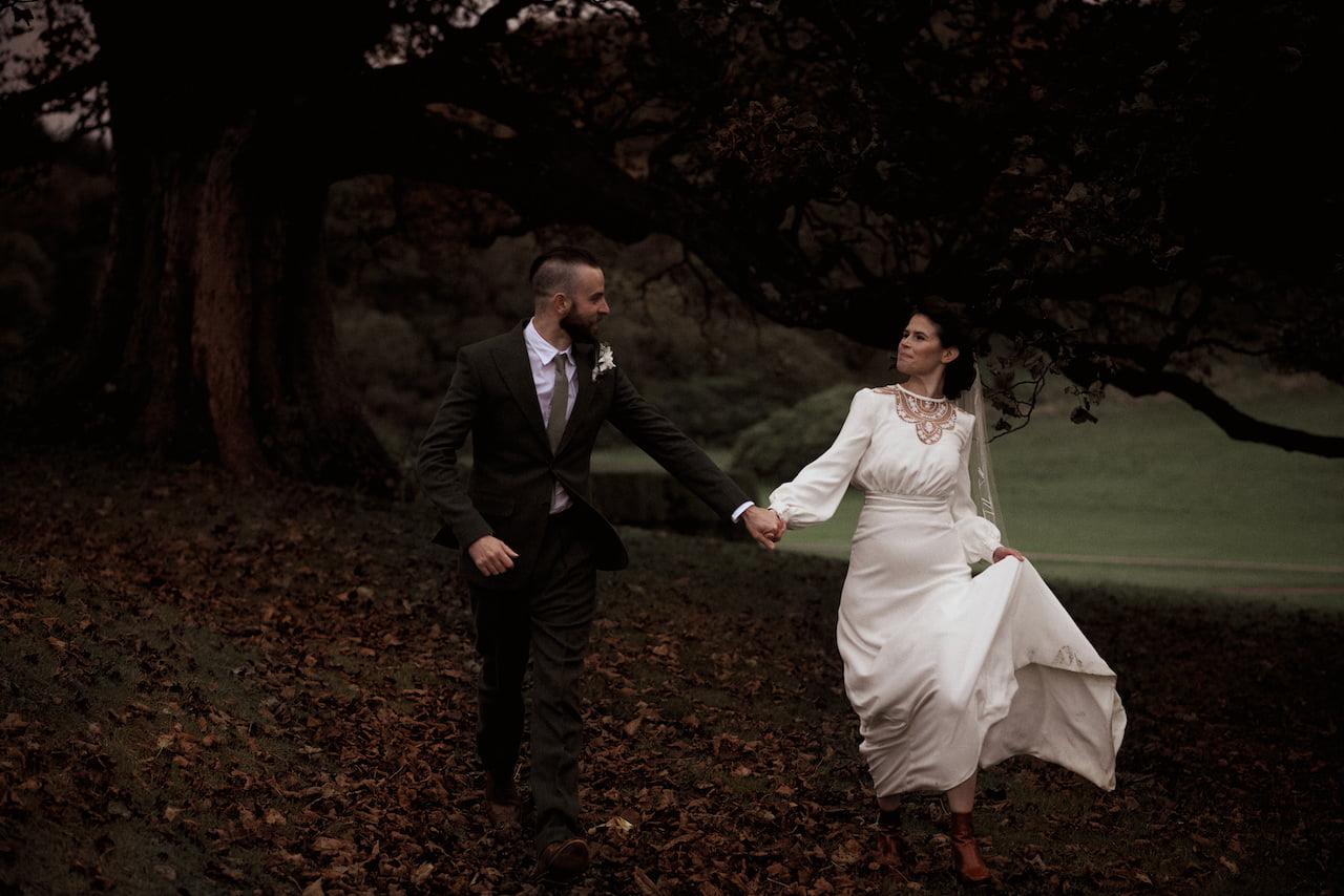 dunglass estate elopement wedding 162