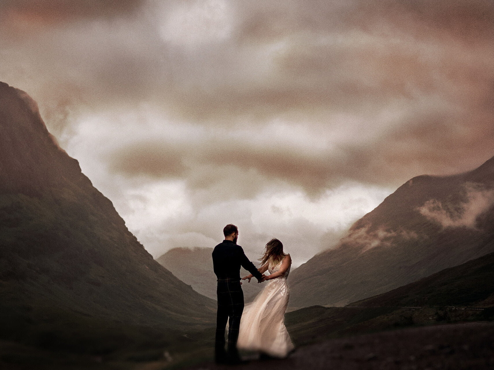 elope in scotland ideas