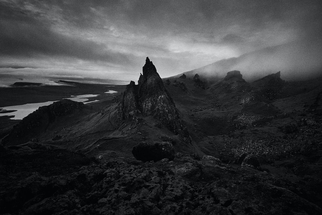 old man storr elopement