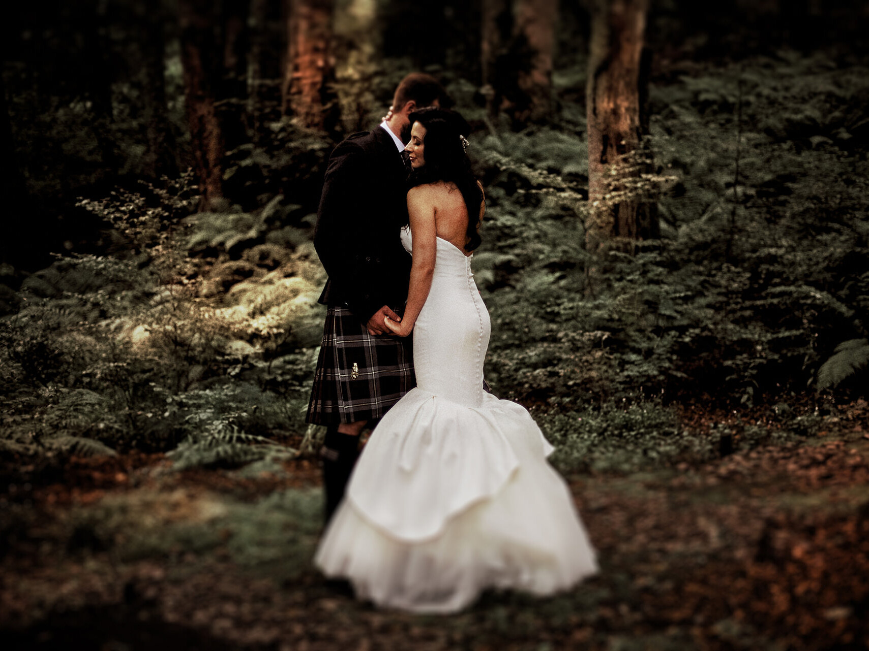 wedding photographer Scotland