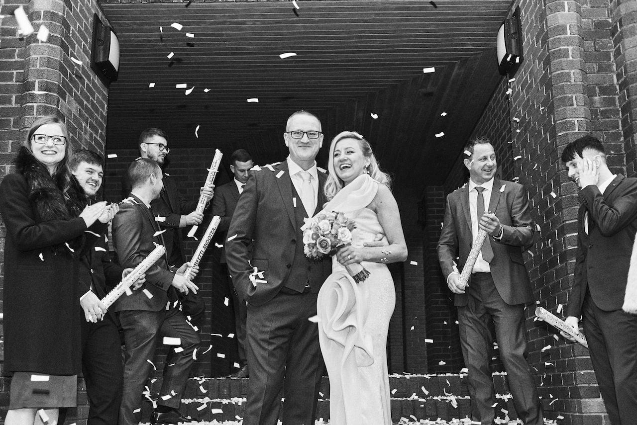 glasgow wedding pollok