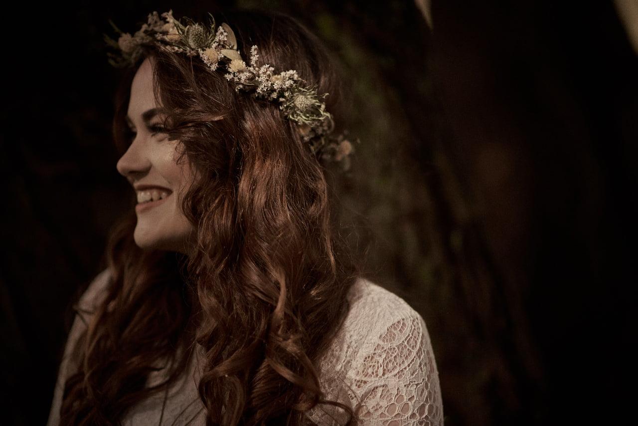 first look wedding scotland