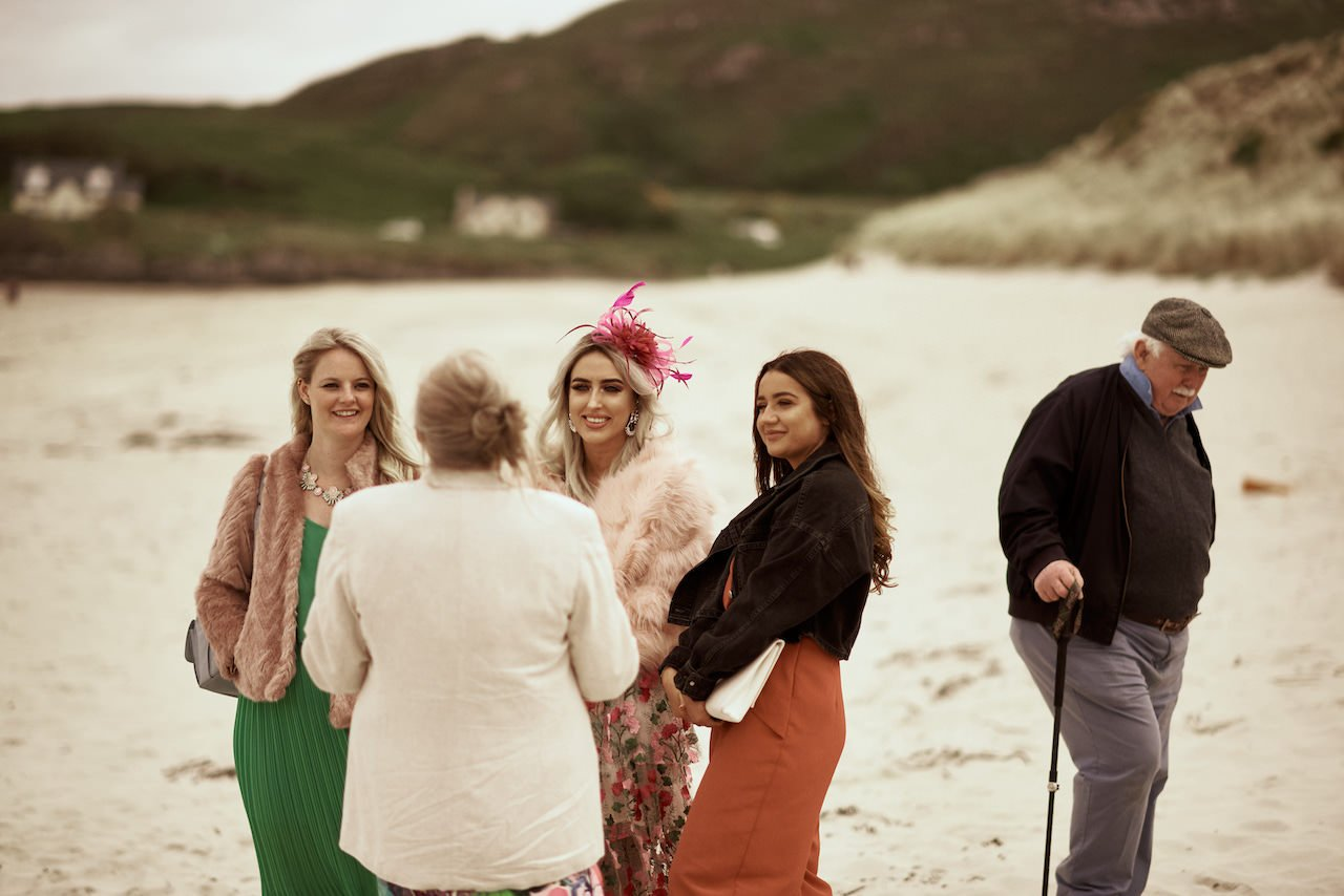 wedding ceremony beach 065