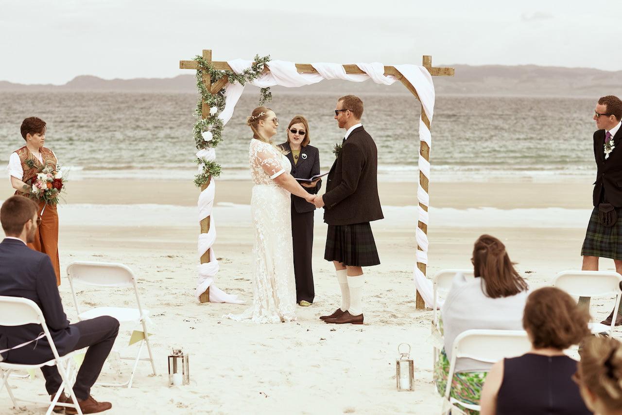 wedding ceremony beach 143
