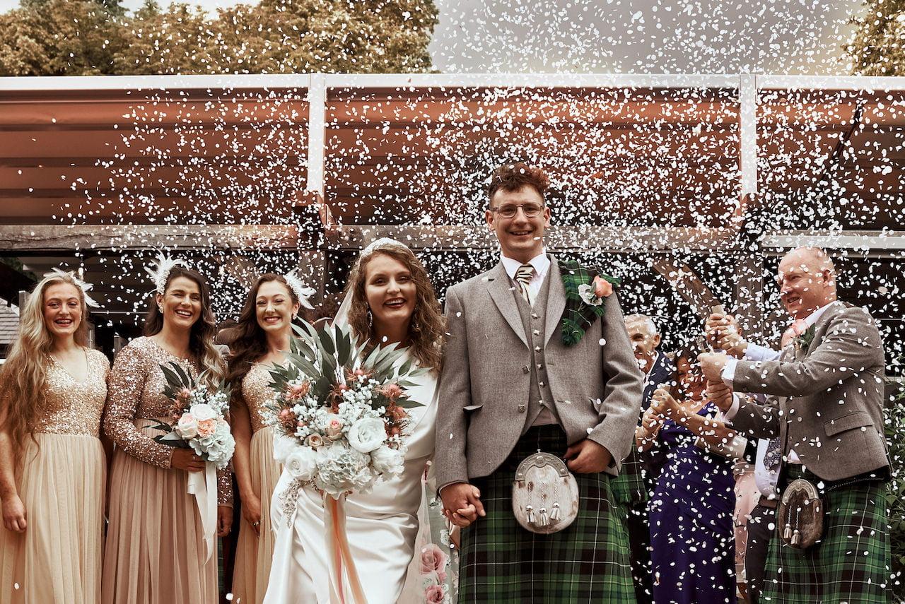 Wedding Scotland Ceremony