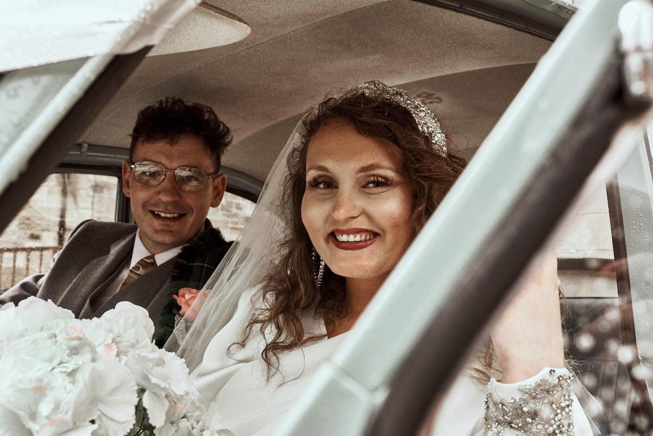 Glasgow Wedding Ceremony