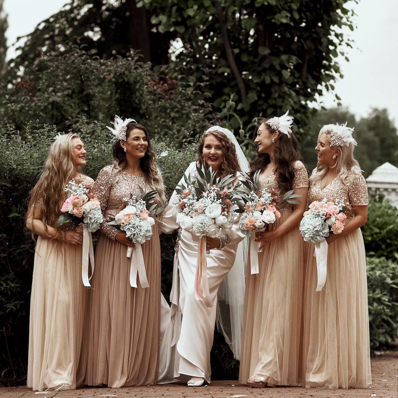 Bridesmaids Portrait Photography