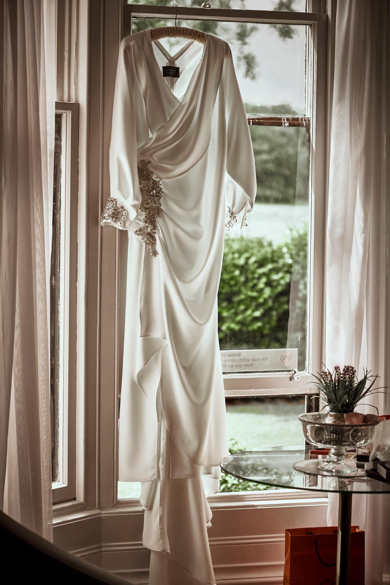 Wedding Dress Photographer Scotland